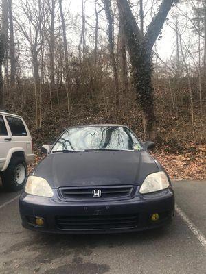1999 Honda hatchback for Sale in Herndon, VA