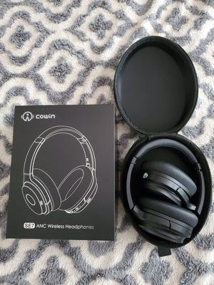 Cowin wireless headphones for Sale in Tacoma, WA