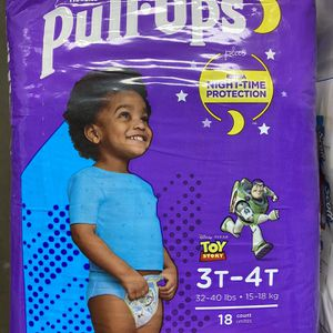 3 Packs Huggies Pull Ups Underwear For Boys for Sale in Burbank, CA