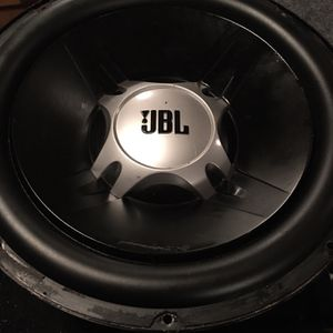 12 JBL Subwoofer 🔊 for Sale in Lakeside, CA