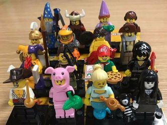 Lego Collectible Minifigures Series 12 Complete for Sale in Raynham,  MA