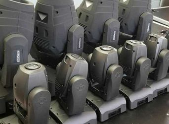 LED MOVING HEADS 12 TOTAL... for Sale in Lantana,  FL