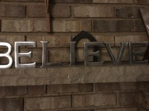 Metal letters for Sale in Naperville, IL