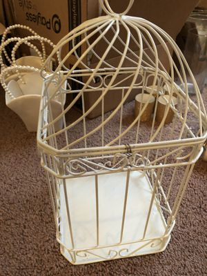 Cage (wedding card holder) for Sale in Harrisonburg, VA