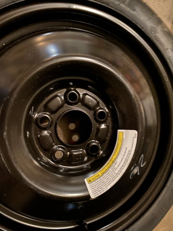 Never Used Spare Tire