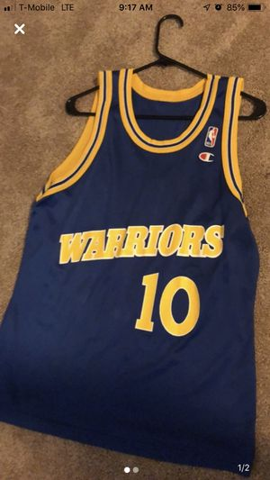 Tim Hardaway Champion Jersey for Sale in Salinas, CA