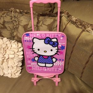 Hello Kitty girl luggage for Sale in Hanover, MD