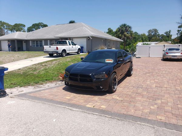 2013 Dodge Charger R/T police edition 450HP