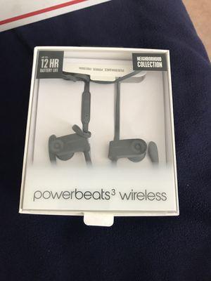 Like New Beats Powerbeats 3 Wireless for Sale in Lutz, FL