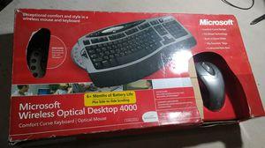 Microsoft wireless keyboard/mouse for Sale in Lemon Grove, CA