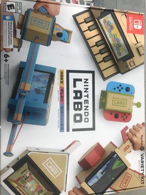 New Nintendo switch LABO VARSITY KIT for Sale in Denver, CO