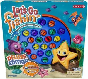 Pressman Let's Go Fishin' Deluxe Game for Sale in Dover, PA