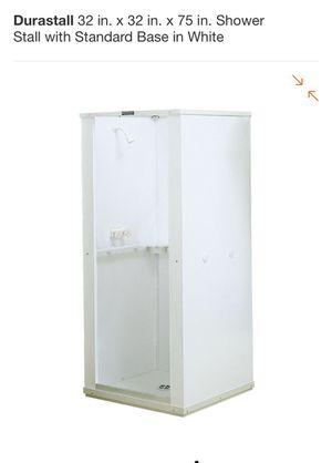 32x32x72 shower stall for Sale in Atlanta, GA