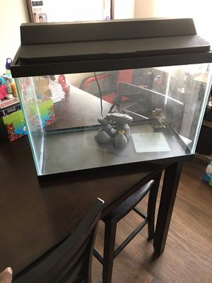 20 gallon fish tank for Sale in Raleigh, NC