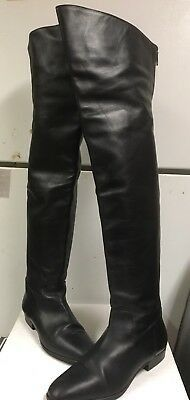 PIAMPIANI High Thigh Leather Boots for Sale in New York, NY