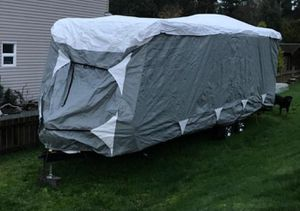 New!! RV Cover,22'-24' Cover,Travel Trailer Cover,Toy Hauler Cover for Sale in Phoenix, AZ