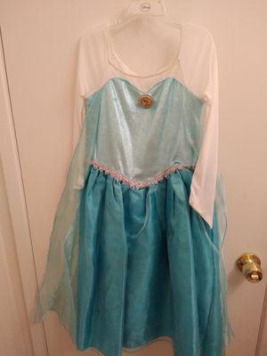 Disney Frozen Elsa costume princess dress for Sale in Chula Vista, CA
