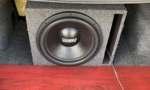 Sundown SA 15 2 Ported Enclosure for Sale in Sebring, FL