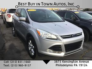2013 Ford Escape for Sale in Philadelphia, PA