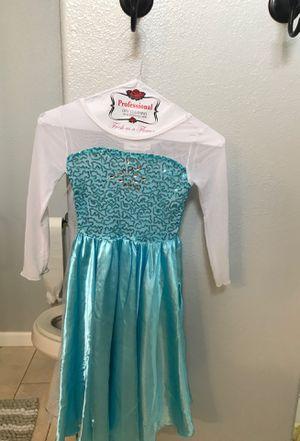 Frozen Elsa dress costume for Sale in Stevenson Ranch, CA