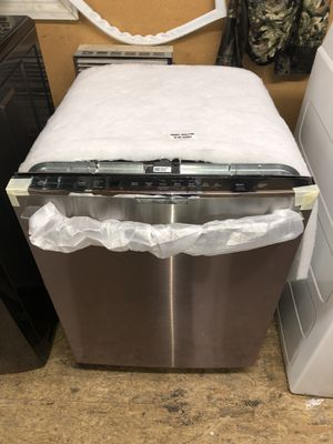New GE Profile Stainless dishwasher for Sale in Willow Spring, NC