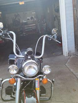 1998 harley Davidson road king police edition for Sale in Visalia,  CA