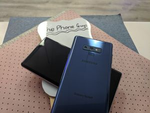 128GB SAMSUNG GALAXY NOTE 9 for Sale in Seattle, WA