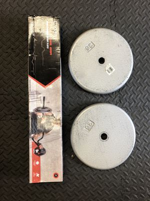 Curl Bar Set (60LBs) for Sale in Hartford, CT