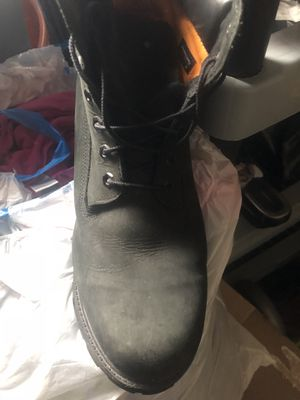 Timberlands Men Black for Sale in Chicago, IL