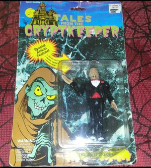 Tales From The Cryptkeeper Action Figure for Sale in Tucson, AZ