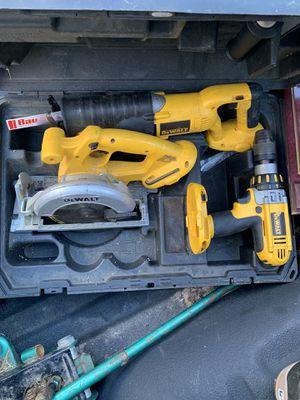 DeWalt Tools for Sale in Greenville, NC
