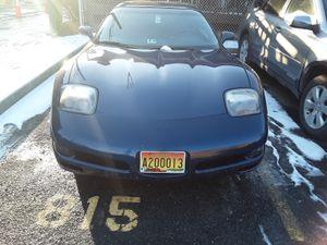 2000 Chevy Corvette for Sale in Mount Rainier, MD