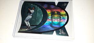Nice Ken Griffey jr. SPX die cut hologram baseball card for Sale in Garland, TX