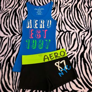 2-Piece Aeropostale Outfit, Tank Top & Boy Shorts for Sale in Las Vegas, NV