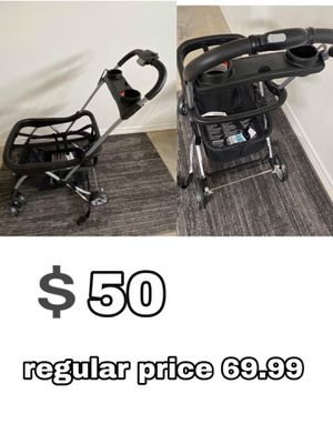 Target/Baby/Strollers/Car Seat Carriers Baby Trend Snap-N-Go EX Universal Infant Car Seat for Sale in Berryville, AR