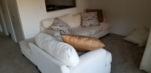 Couch, oversized chair, ottomen for Sale in Chicago, IL