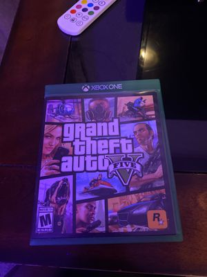 Gta for Xbox one for Sale in Fresno, CA