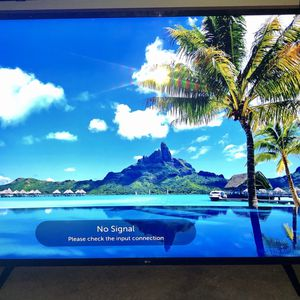 "LG 65"" Class 4K (2160P) Smart LED TV (65UJ6200) for Sale in Pomona, CA"