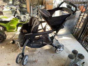 Double stroller for Sale in Lancaster, TX