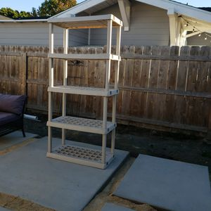 Shelving Unit - Sterilite for Sale in San Diego, CA