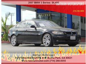 2007 BMW 328i Automatic 4 Door for Sale in Buena Park, CA