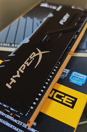 HyperX DDR4 8GB Ram for Sale in Edison, NJ