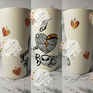 Jack and Sally custom cup for Sale in Phoenix, AZ