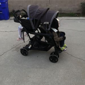Double Seat Stroller for Sale in Arcadia, CA