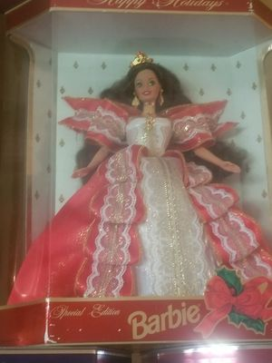 Special edition barbie for Sale in Hustonville, KY