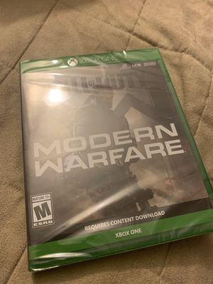Modern Warfare brand new Xbox or PS4 for Sale in Beltsville, MD