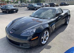 2010 CHEVY CORVETTE !!! With low miles !! for Sale in Cypress, TX