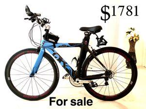 Road bike all carbon Triathlon HYB TT for Sale in SUNNY ISL BCH, FL