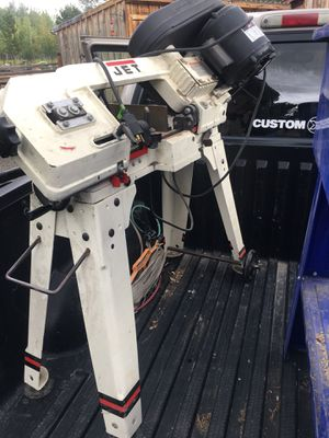 Jet Metal Band Saw for Sale in Bend, OR