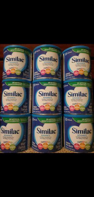 Similac advance for Sale in Auburn, WA